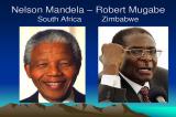 Zašto Zapad voli Mandelu, a mrzi Mugabea