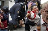Protesti i policijsko nasilje u Španiji