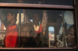 """Rasna segregacija u """"Lastinom"""" autobusu"""