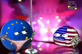 Slika dana: Slika govori više od hiljadu reči… o odnosu EU i SAD