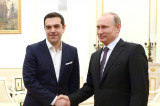 Posledice grčke kapitulacije po odnose sa Rusijom