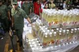 Venecuela: otkrivene tone namirnica skrivanih zarad ekonomske sabotaže