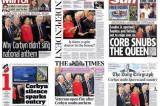 Britanija napada Korbina jer nije pevao himnu