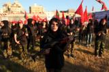 Militantkinje Narodnog fronta za oslobođenje Palestine