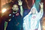 Policajac na slici, član KKK