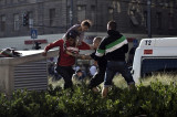 Pomoć nacista mađarskoj policiji