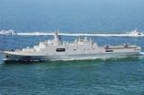 Kineski bojni brod na putu za Siriju