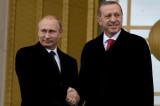 Vojna saradnja Rusije i Turske u Siriji