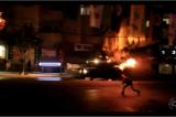 Protest za Dilek Doan i molotovljevi kokteli po policijskim oklopnim vozilima (VIDEO)