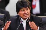 "Evo Morales: ""Dok postoji kapitalizam i imperijalizam, borba će se nastaviti"""
