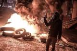 Ulice Istanbula u plamenu