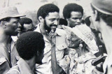 Moris Bišop, revolucija, i invazija na Grenadu