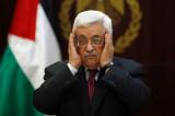 Radi li Mahmud Abas za Izrael?