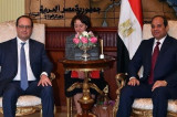 Gde su sada ljudska prava i demokratija? Oland prodao Egiptu naoružanje u vrednosti od 1.1 milijardi dolara.