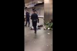 Rasizam: Francuska policija ponižava crnog invalida u metrou (VIDEO)