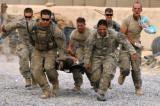 Prerušeni napadači upucali dva NATO vojnika!
