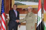 SAD da otvore pet vojnih baza u iračkom Kurdistanu!