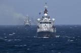 Turski vojni brodovi u bekstvu?