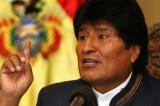 Evo Morales tvrdi da šverc droge koristi samo SAD-u i svetskom kapitalizmu