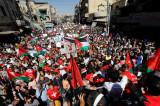 Veliki protesti u Jordanu povodom potpisivanja sporazuma sa Izraelom