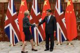 Britanija šest godina tajno šalje finansijsku pomoć Kini