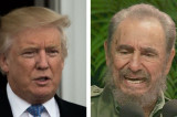Šta je Donald Tramp rekao povodom smrti Fidela Kastra!