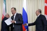 Rusija, Iran i Turska usvojile deklaraciju o rešavanju krize u Siriji!