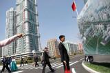 Severna Koreja: Novi stanovi prvo dodeljeni profesorima! (VIDEO)