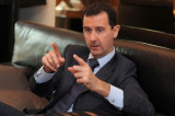 """Bašar al-Asad: """"Tramp samo marioneta duboke države""""!"""