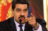 """Maduro šalje ekstremno oštru poruku Trampu: """"Sklanjaj svoje prljave ruke sa Venecuele!"""""""