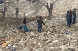 Kako izgleda teren posle Majke svih bombi (VIDEO)