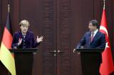 Angela Merkel tvrdi da će povući nemačke vojnike iz Turske!