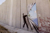 Genijalni grafiti na zidu aparthejda