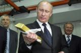 Vladimir Putin: Ekonomija Ruske Federacije i dalje zavisi od izvoza nafte i gasa