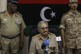 General koga su doveli da se bori protiv Gadafija uhvaćen kako naređuje ratne zločine