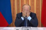 Nije uspeo da se suzdrži: Putina zasmejalo neznanje ministra poljoprivrede! (VIDEO)