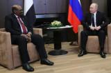Sudanski predsednik u Moskvi zatražio zaštitu od SAD!