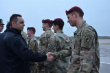 Beograd: Srdačna dobrodošlica imperijalistima i zajedničke vojne vežbe!