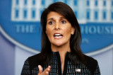 """Kakva blamaža: Komičari """"namestili"""" američku ambasadorku u UN! (VIDEO)"""