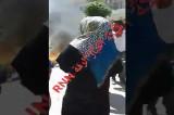 Neprijatnost za SAD i Kurde: Stanovnici Rake protestuju zahtevajući da ih Bašar al-Asad oslobodi! (VIDEO)