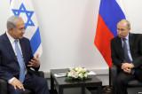 """Putin: """"Izrael nije odgovoran za rušenje ruskog aviona""""!"""
