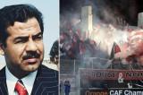 Irački fudbalski tim napustio teren nakon što su Alžirci pevali Sadamu Huseinu! (VIDEO)