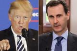 """Hajde da ga ubijemo"": Tramp je navodno zatražio atentat na Asada!"