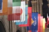 Povodom isticanja kosovske zastave u čast država pobednica u Prvom svetskom ratu