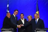Ispred Vučića i Ciprasa: Netanjahu tvrdi da treba očuvati stabilnost Saudijske Arabije! (VIDEO)