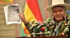 Evo Morales – Citati