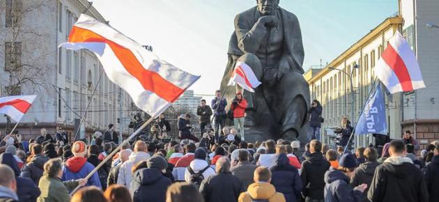 Istorija kao smernica za Belorusiju
