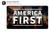Čega se pametan stidi… : Pompeo nabraja najveća ostvarenja Trampove administracije!