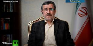 Ahmedinedžad u intervjuu za RT: Sprema se novi rat na Bliskom istoku!