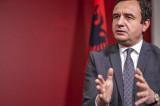 Kurti: Mi smo oslobodili Kosovo od Srbije!